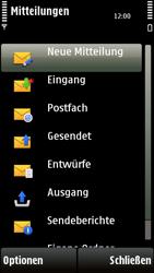 Nokia 5230 - SMS - Manuelle Konfiguration - Schritt 4