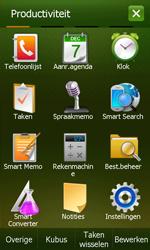 Samsung I8000 Omnia II - internet - handmatig instellen - stap 3