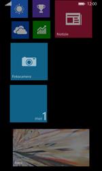 Nokia Lumia 635 - Operazioni iniziali - Personalizzazione della schermata iniziale - Fase 13