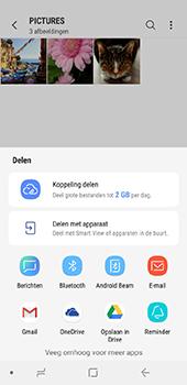 Samsung Galaxy A6 - contacten, foto