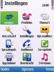 Nokia C5-00 - bluetooth - aanzetten - stap 4
