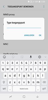 Samsung galaxy-a8-2018-sm-a530f-android-oreo - Internet - Handmatig instellen - Stap 15