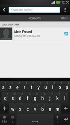 HTC One Mini - MMS - Erstellen und senden - Schritt 7