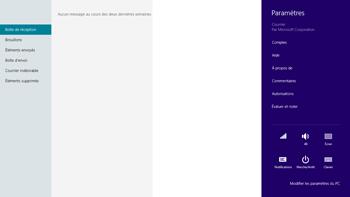 Asus VivoTab Smart LTE - E-mail - Configuration manuelle - Étape 21