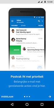 Motorola Moto G6 - e-mail - handmatig instellen - stap 11