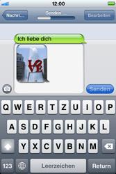 Apple iPhone 3G - MMS - Erstellen und senden - Schritt 15
