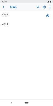 Google Pixel 3 - MMS - Manuelle Konfiguration - 17 / 26