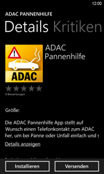 HTC Windows Phone 8S - Apps - Herunterladen - 18 / 20