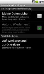 BASE Lutea 1 - Fehlerbehebung - Handy zurücksetzen - Schritt 7