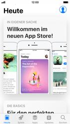 Apple iPhone 5s - Apps - Löschen und wiederherstellen von vorinstallierten iOS-Apps - 7 / 13