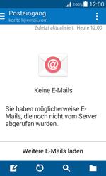 Samsung G388F Galaxy Xcover 3 - E-Mail - E-Mail versenden - Schritt 4