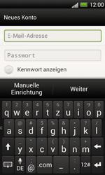 HTC T320e One V - E-Mail - Konto einrichten - Schritt 6