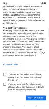Oppo Find X2 Lite - Applications - Créer un compte - Étape 16