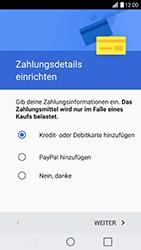 LG G5 SE (H840) - Android Nougat - Apps - Konto anlegen und einrichten - Schritt 17