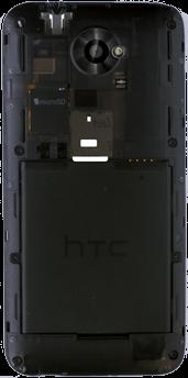 HTC Desire 601 - SIM-Karte - Einlegen - Schritt 9