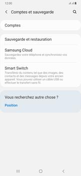 Samsung Galaxy A50 - Aller plus loin - Gérer vos données depuis le portable - Étape 8