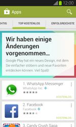 Samsung Galaxy S2 mit Android 4.1 - Apps - Herunterladen - 7 / 19