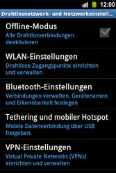 Samsung S5830 Galaxy Ace - WLAN - Manuelle Konfiguration - Schritt 5