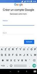 Alcatel 1 - Applications - Créer un compte - Étape 7