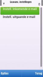 Nokia C6-00 - e-mail - handmatig instellen - stap 16