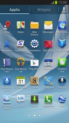 Samsung Galaxy Note 2 - Internet et connexion - Partager votre connexion en Wi-Fi - Étape 3