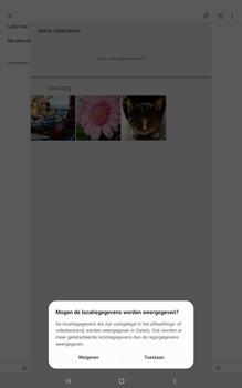 Samsung galaxy-tab-a-10-5-sm-t595-android-pie - E-mail - Hoe te versturen - Stap 15