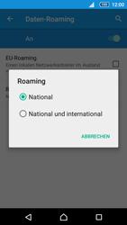 Sony E6653 Xperia Z5 - Ausland - Im Ausland surfen – Datenroaming - Schritt 10
