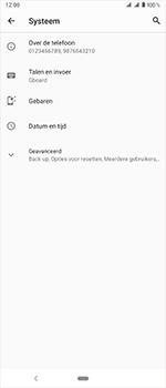Sony Xperia 1 - Software update - update installeren zonder PC - Stap 5