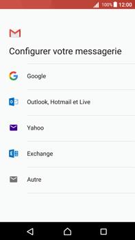 Sony Xperia Z5 Premium (E6853) - Android Nougat - E-mail - Configuration manuelle (gmail) - Étape 8
