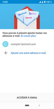 Crosscall Core X4 - E-mails - Ajouter ou modifier un compte e-mail - Étape 21