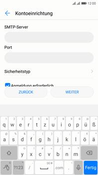 Huawei Mate 9 Pro - E-Mail - Konto einrichten - 12 / 20