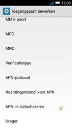 Alcatel OT-7041X Pop C7 - internet - handmatig instellen - stap 16