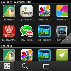 BlackBerry Q10 - Apps - Herunterladen - 11 / 21