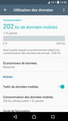 Sony Xperia XZ - Android Nougat - Internet - activer ou désactiver - Étape 5