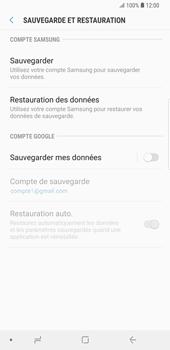 Samsung Galaxy S9 Plus - Aller plus loin - Gérer vos données depuis le portable - Étape 9