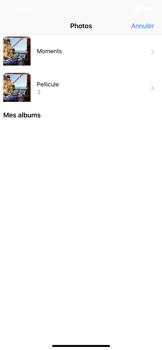 Apple iPhone XS Max - E-mail - envoyer un e-mail - Étape 10