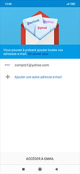 Xiaomi RedMi Note 7 - E-mail - 032b. Email wizard - Yahoo - Étape 13