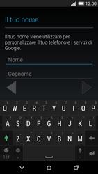 HTC One M8 - Applicazioni - Configurazione del negozio applicazioni - Fase 5