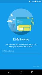Sony Xperia Z5 (E6653) - Android Nougat - E-Mail - Konto einrichten - Schritt 6
