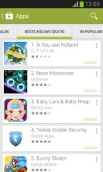Samsung I8260 Galaxy Core - apps - app store gebruiken - stap 11