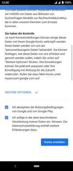 Sony Xperia 10 - Apps - Konto anlegen und einrichten - Schritt 17