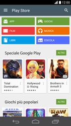 Huawei Ascend P6 - Applicazioni - Come verificare la disponibilità di aggiornamenti per l