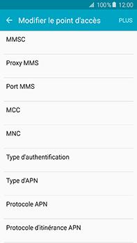 Samsung Galaxy A8 - MMS - Configuration manuelle - Étape 9