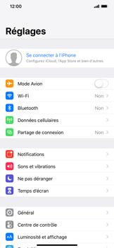 Apple iPhone XR - Données - créer une sauvegarde avec votre compte - Étape 3