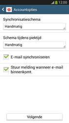 Samsung Galaxy Core LTE 4G (SM-G386F) - E-mail - Handmatig instellen - Stap 17