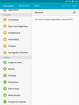Samsung T815 Galaxy Tab S2 9.7 - Appareil - Mises à jour - Étape 5