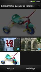 HTC One - Photos, vidéos, musique - Envoyer une photo via Bluetooth - Étape 12