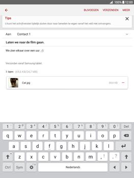 Samsung Galaxy Tab A 9.7 - E-mail - E-mails verzenden - Stap 18