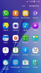 Samsung A310F Galaxy A3 (2016) - SMS - Manuelle Konfiguration - Schritt 3