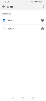 Huawei Y6 (2019) - Internet - Handmatig instellen - Stap 15